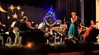 Alexia Pughiuc si Filarmonica din Botosani -