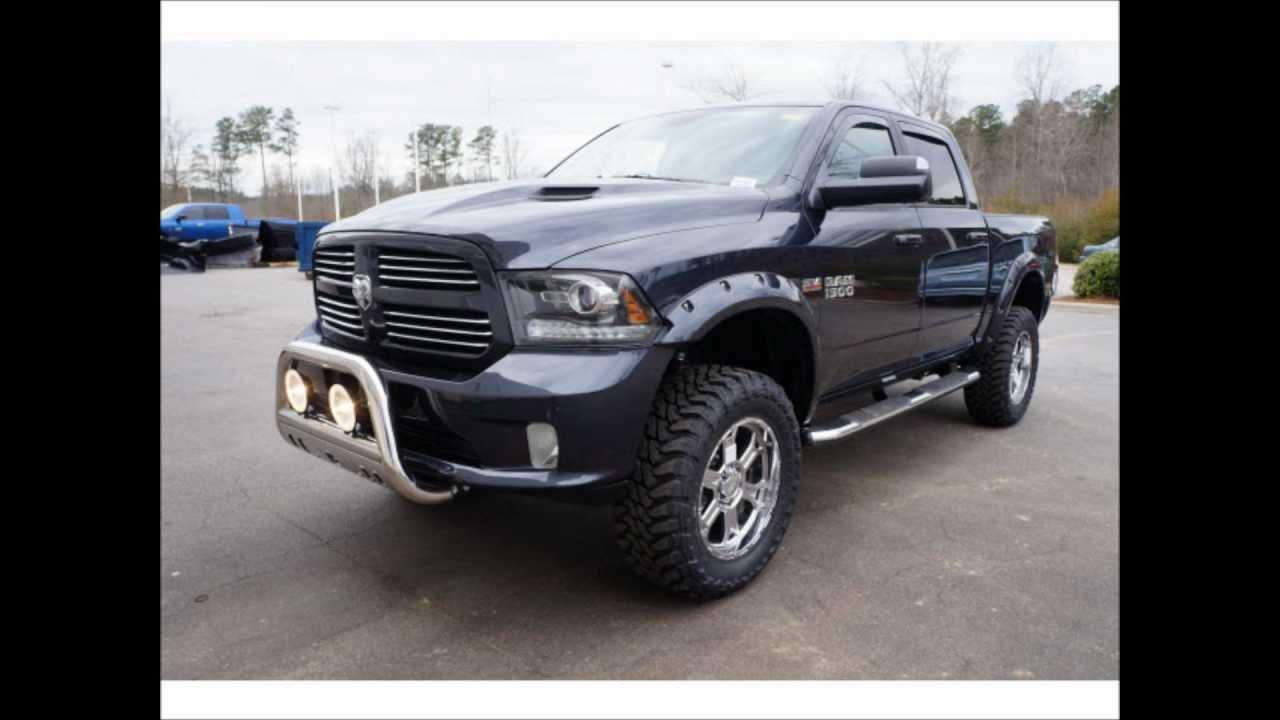 2013 ram 1500 sport rocky ridge lifted truck for sale - Lifted Dodge Ram 2013