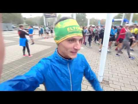 Франкфуртский марафон. Провал и победа. Тренерский КМС