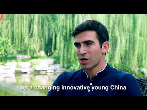 Chinese Dream, My Dream: Young Israeli...