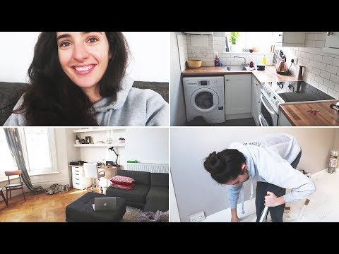 ALL MOVED IN | Organising, sorting & settling into our new home