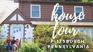 Gambar cover HOUSE TOUR  AIRBNB // PITTSBURGH PENNSYLVANIA // FAMILY SUMMER VACATION