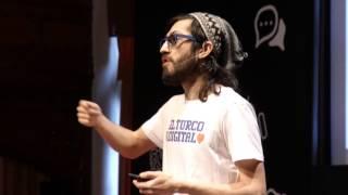 Sanat Bizim Neyimize? :Tunc Topcuoglu at TEDXReset 2012