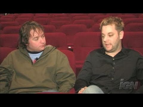 God of War II PlayStation 2 Interview - David Jaffe and