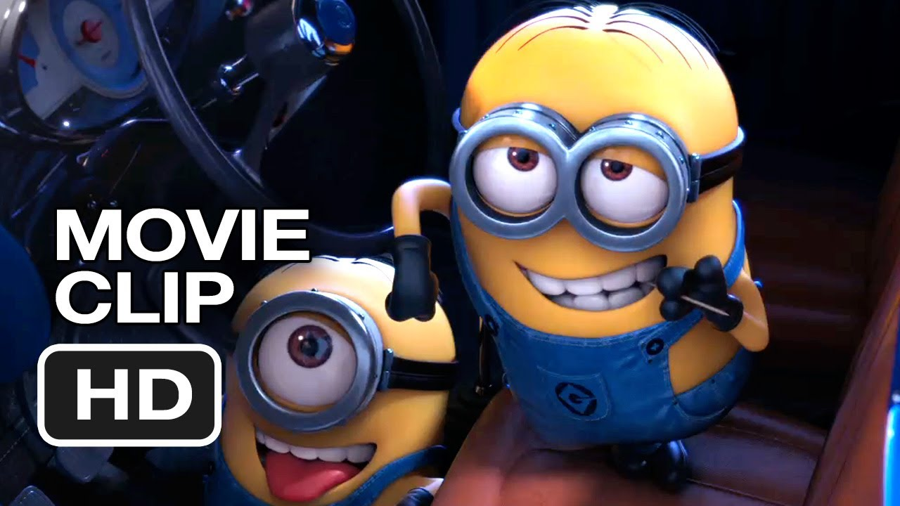 Despicable Me 2 Movie Clip Come Get Us 2013 Animated Sequel Hd Youtube