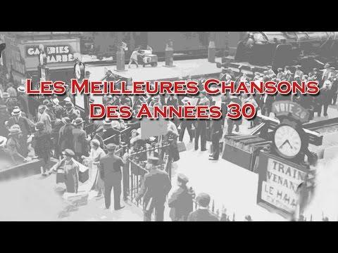 Les Meilleures chansons des années 30