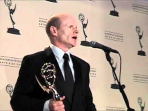 Paul McCrane on his Emmy win for