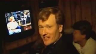 Late Night 'Conan Visited Houston, back in '1997