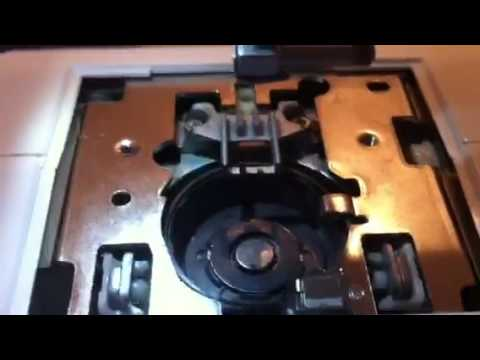 Jammed Brother JX40 YouTube Delectable How To Setup A Brother Jx2517 Sewing Machine