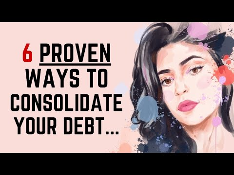 6-ways-to-consolidate-debt-...-❤️