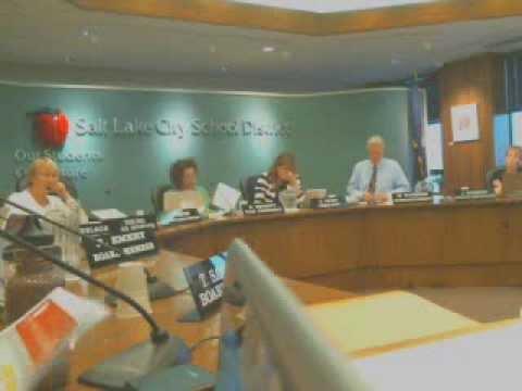 Salt Lake City School Board: Lies in Taxation