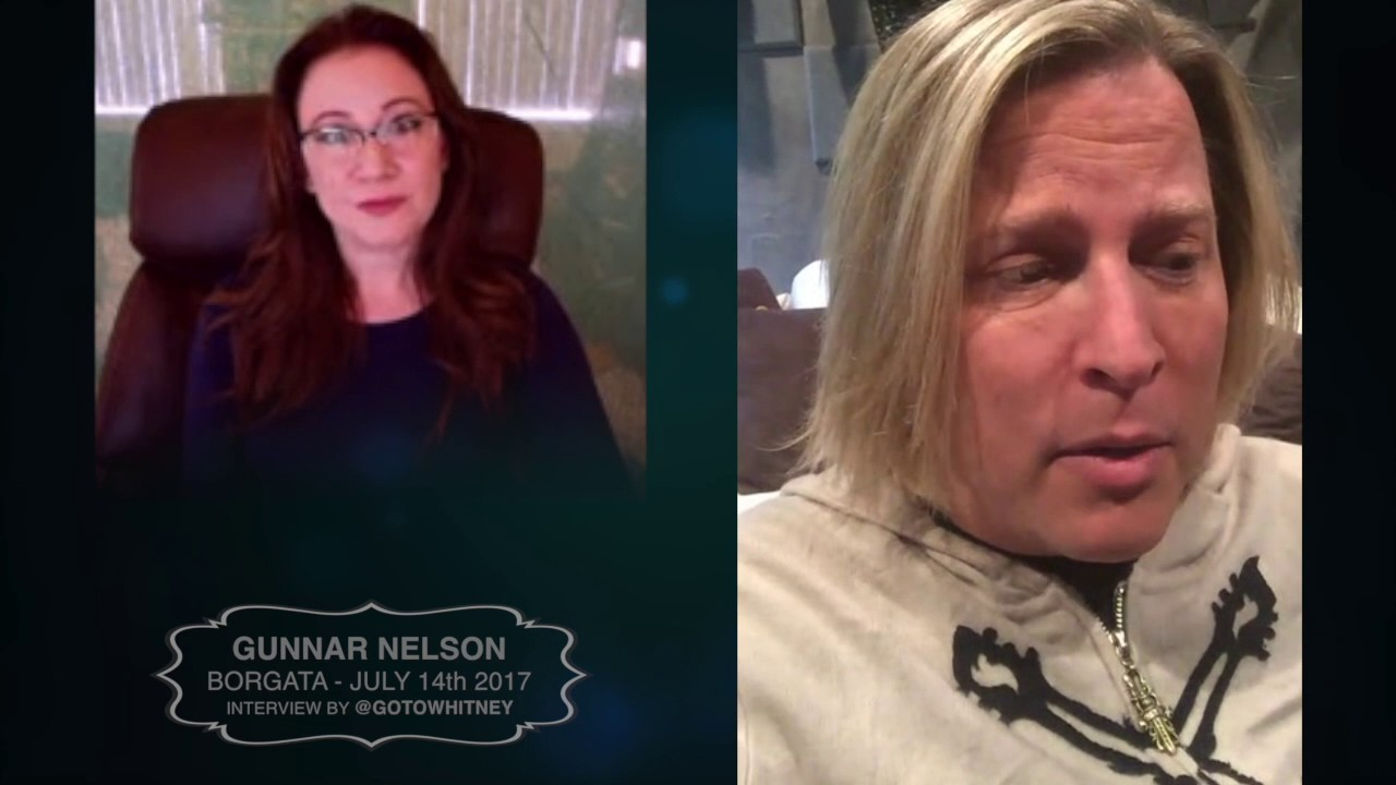 Gunnar Nelson talks Ricky Nelson, Paul McCartney, Kardashians, Kyle Richards, Paris Hilton - YouTube