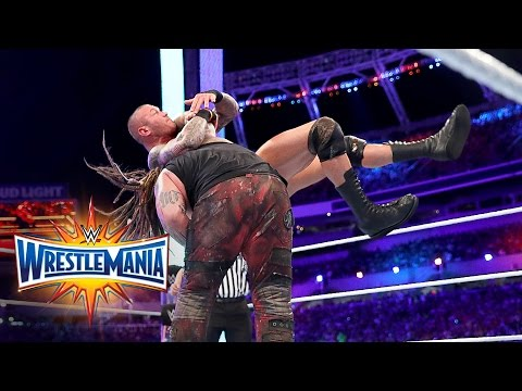 Bray Wyatt vs. Randy Orton - WWE Title Match: WrestleMania 33 (WWE Network Exclusive)