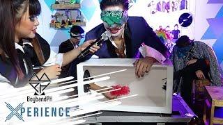 #BoybandPHXHalloween Joao and Niel try the Fear Box Challenge