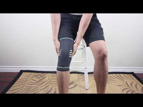 Elastic Knee Brace / Compression Sleeve
