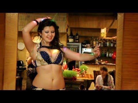 BELLY DANCER FROM RUSSIA  Yana Balla (Балла Яна)