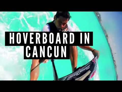 Hoverboard Adventure Cancun - Video
