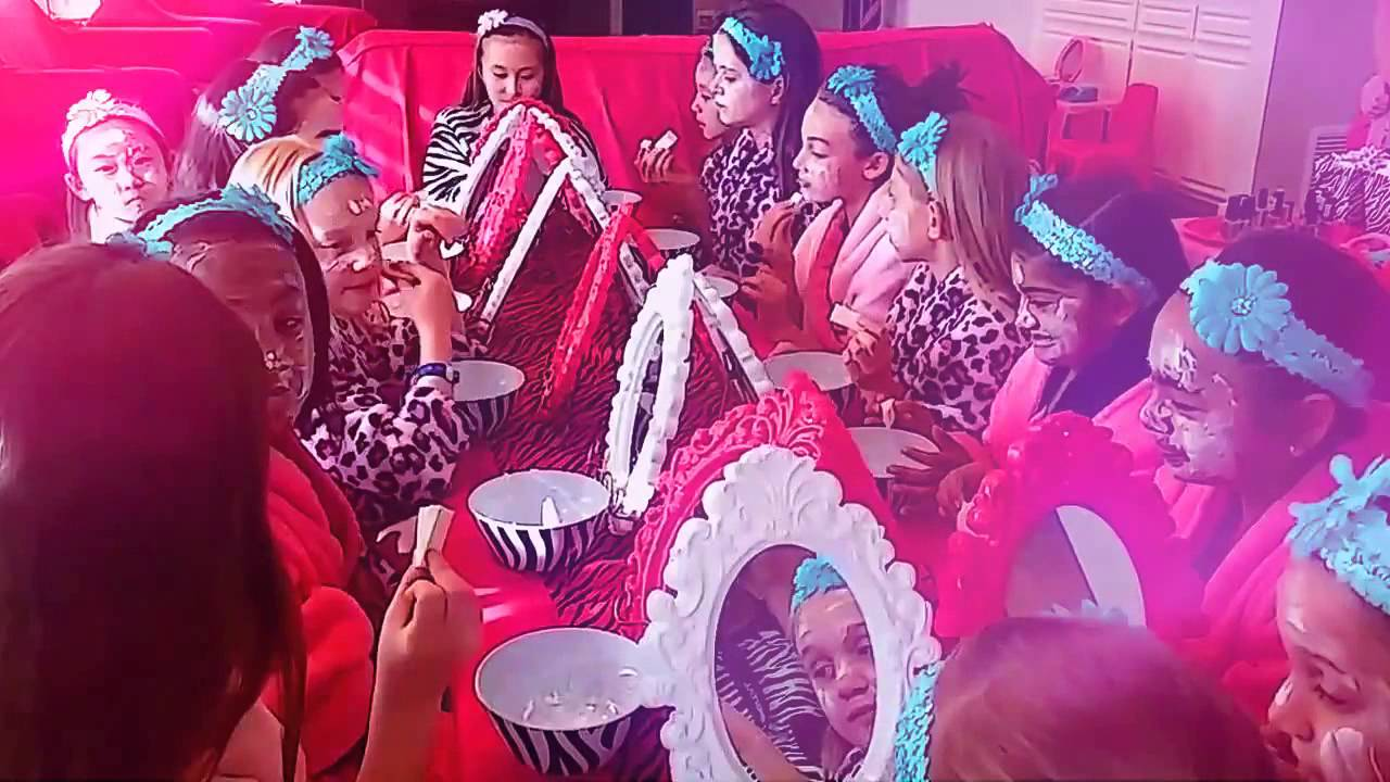 Spa parties for girls orange county diva spa party - Diva salon and spa ...