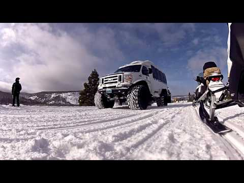 Jackson Hole/Yellowstone 2016 - Winter Trip