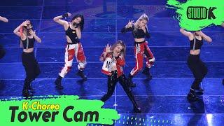 [K-Choreo Tower Cam 4K] 3YE(써드아이) 직캠 'STALKER '(3YE Choreography) l @MusicBank KBS 210507