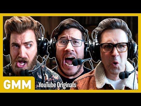Speech Jammer Gaming ft. Markiplier