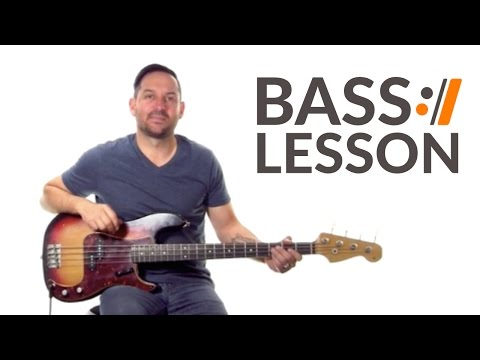 God Is Able - Hillsong Live // Bass Tutorials