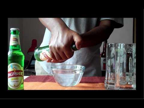 Draining Glycerin From Beer