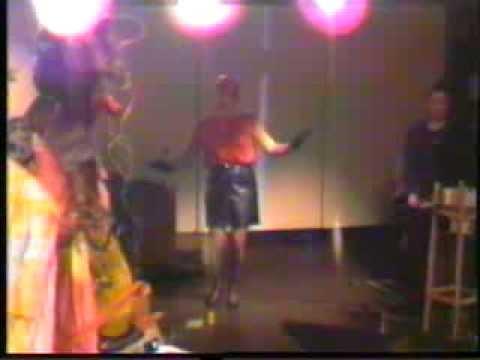 Dada Performance 1985 deel 1