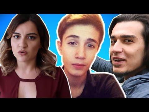Türkiyenin EN PRİMCİ 4 Youtuberı