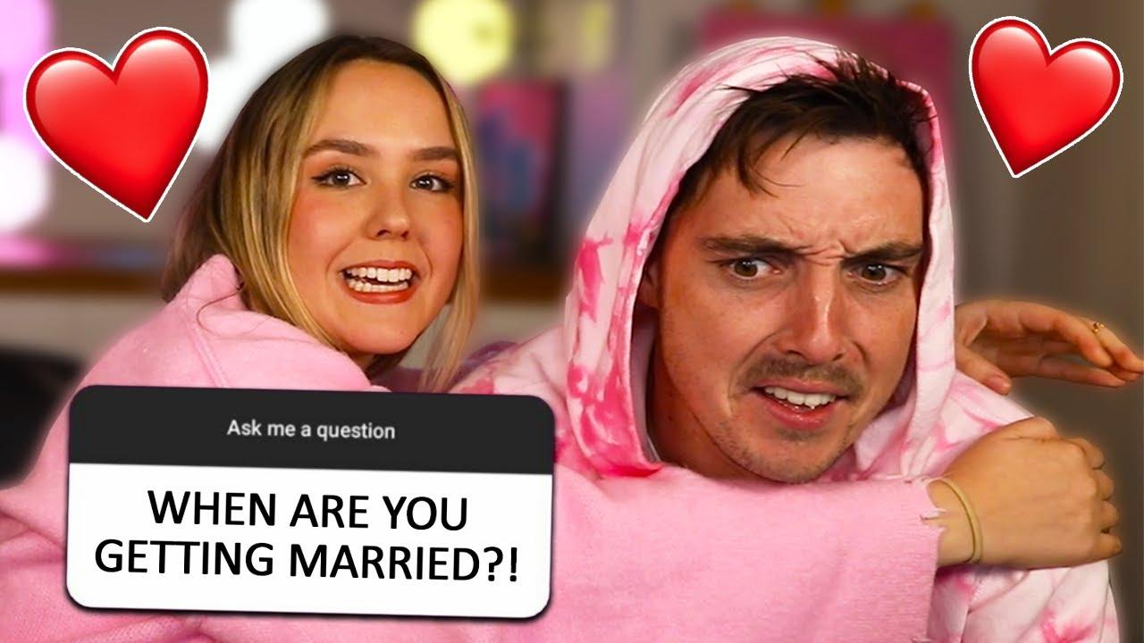 COUPLE Q&A w Lannan :)