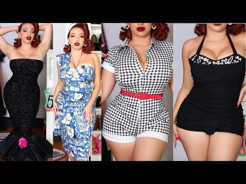 CHATTY VINTAGE CLOTHING HAUL