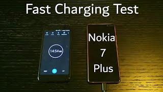Fast Charging : Nokia 7 Plus