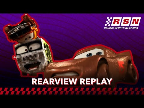 Rearview Replay: Fritter Time Thunder Hollow | Racing Sports Network by Disney•Pixar Cars