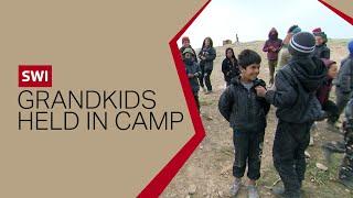 Swiss woman's grandchildren held in Syrian camp