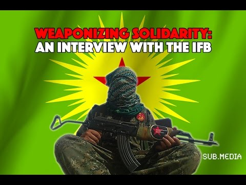 Weaponizing Solidarity: An Interview with the IFB