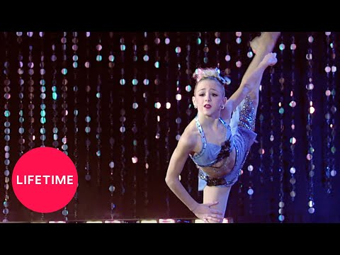 "Dance Moms: Chloe Performs ""I Love Only Silence"" (Season 3 Flashback) 