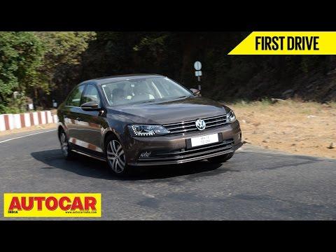 2015 Volkswagen Jetta | First Drive | Autocar India