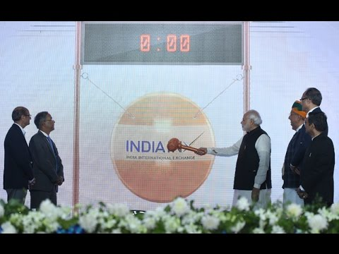 PM Modi's speech at the Inauguration of first International Stock Exchange at Gift City, Gandhinagar