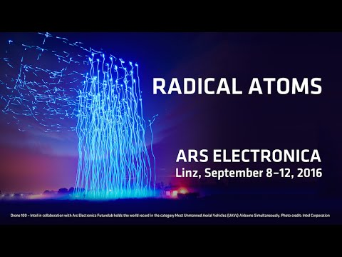 2016 Ars Electronica Festival - The Recap