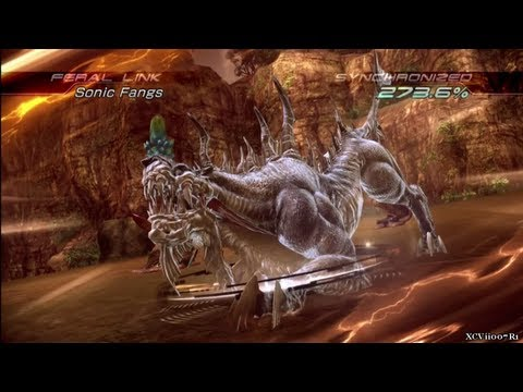 Final Fantasy XIII-2 - Walkthrough (Part 52) - Yaschas Massif - 110 AF