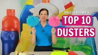 Angela Brown's Top 10 Dusters (House Cleaning)