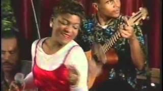 "G.B.T.V. CultureShare  ARCHIVES 1994:  NATASHA WILSON  ""Ohlala ohala""  (Parang)"