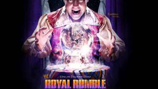 "WWE Royal Rumble 2012 Theme Song ""Dark Horses"""