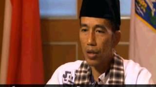 Jokowi on BBC News (full version)