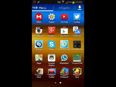 Tutorial Rootear Android Con Framaroot Apk