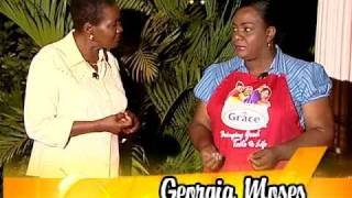 Cowfoot & Broad Beans - Grace Foods Creative Cooking Traditional Jamaican Dishes
