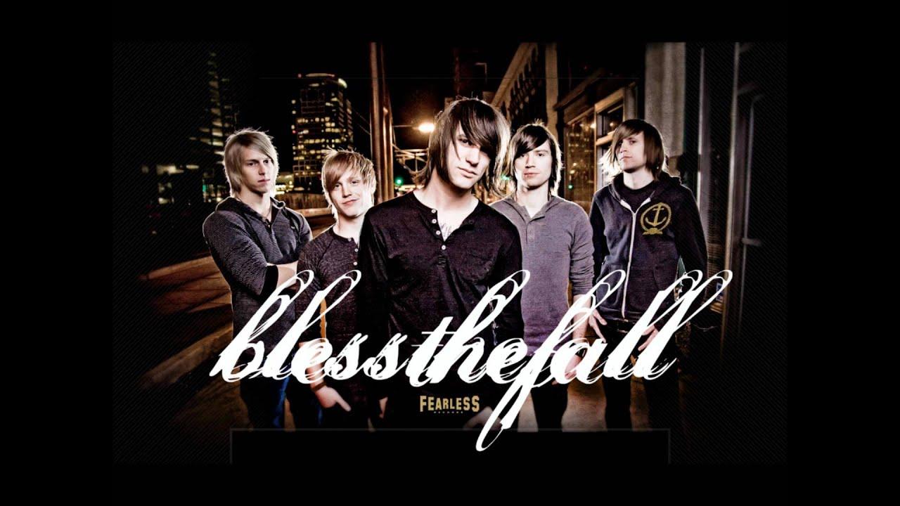 BlessTheFall - 40 Days (Lyrics in Description) - YouTube