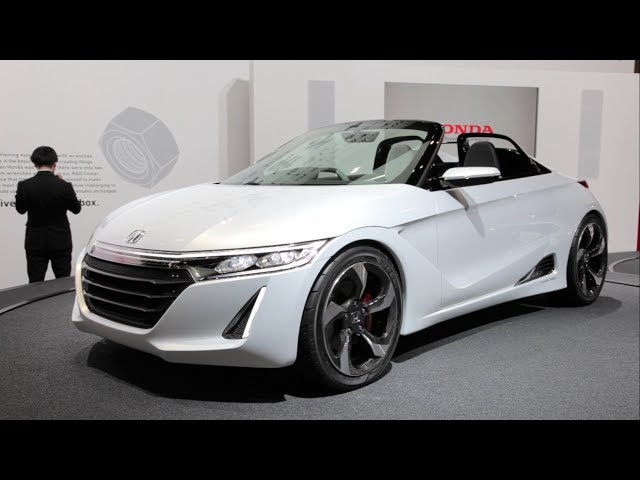 Honda S660 Concept Proves Small Can Be Awesome Autoguide News