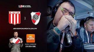 Estudiantes de La Plata vs. River con los relatos de Atilio Costa Febre por Radio del Plata