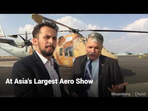 Aero India 2017: 53 Fighter Jets On Display
